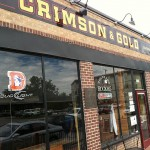 Crimson & Gold: All-American pub food